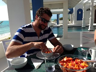 Best breakfast in Turks and Caicos