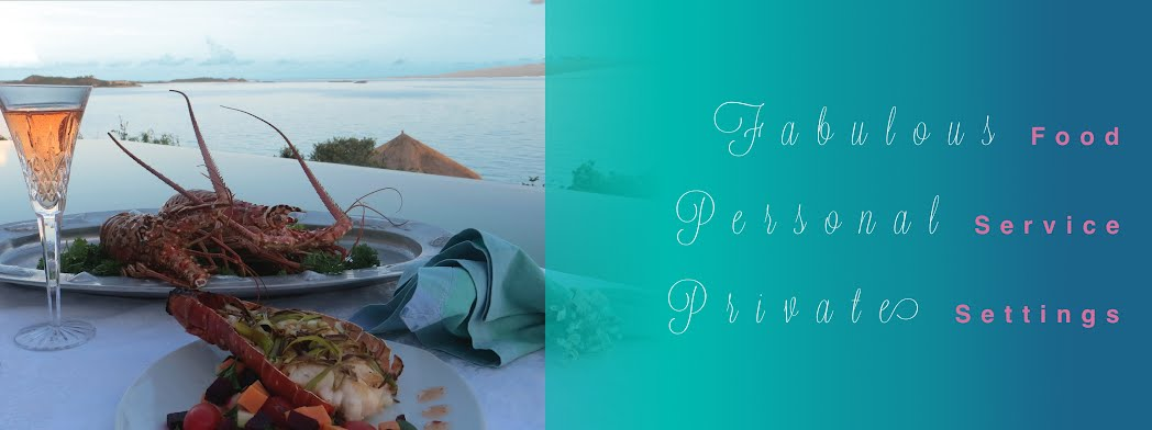 Private chef services in Turks and Caicos