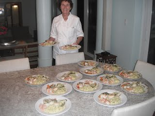 Private Catering in Turks and Caicos
